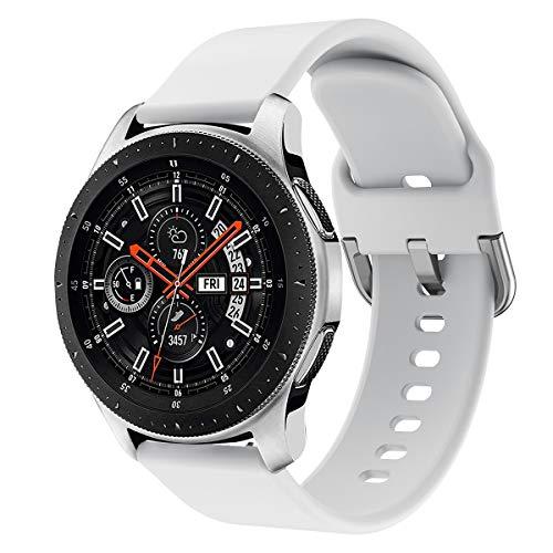 Yayuu Compatible 22mm Correa Reloj Galaxy Watch 46mm/Gear