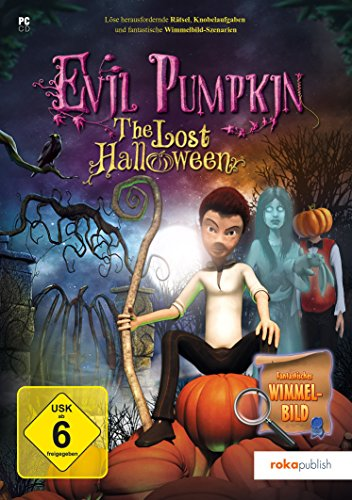 ween Wimmelbild Adventure (PC) (Halloween-rätsel-spiele Online)