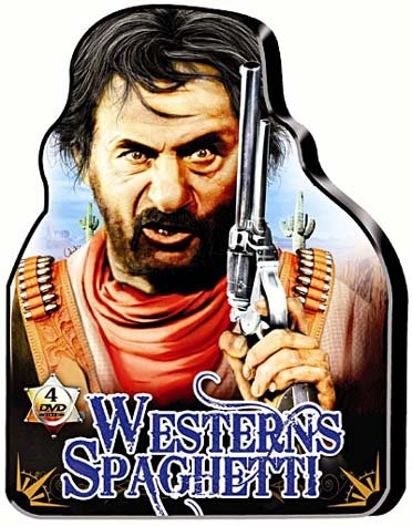 4 westerns spaghetti, vol. 2 : viva la muerta ; white apache ; ben et charlie ; a gun for one hundred graves