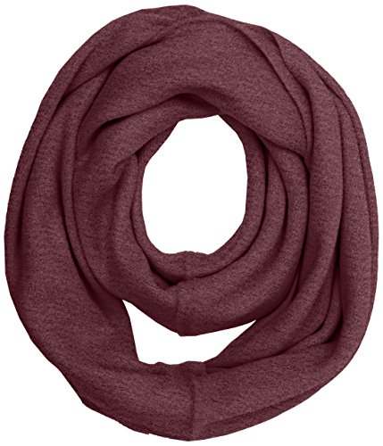 PIECES Damen Schal Pcdrace Tube Scarf, Rot (Port Royale), One Size (Schal Port)