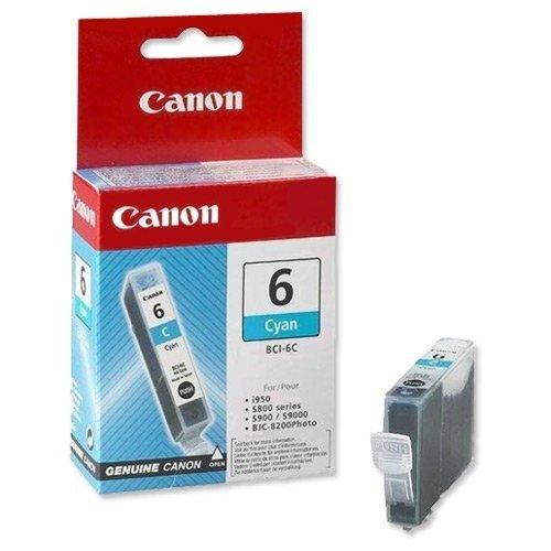 Original Tinte für Canon S800/S820/S820D/S900/S9000, cyan