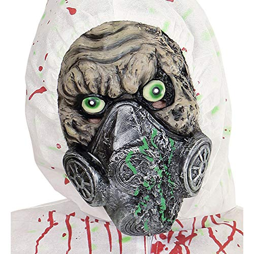 Widmann 00837 - Maske Bio (Fancy Dress Gasmaske)