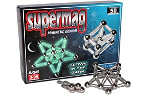 Desconocido Supermag 50 Glow in The Dark