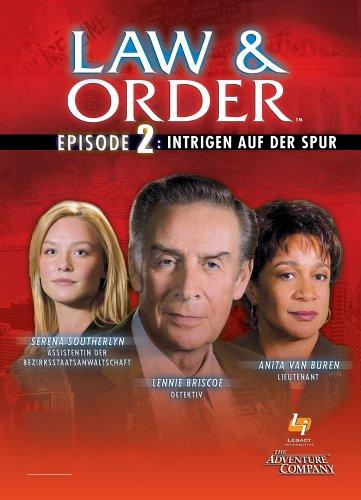 Law + Order 2: Intrigen auf der Spur