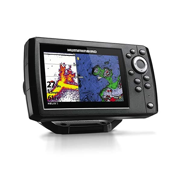 Humminbird 410210-1 HELIX 5 CHIRP GPS G2 Fish finder 2