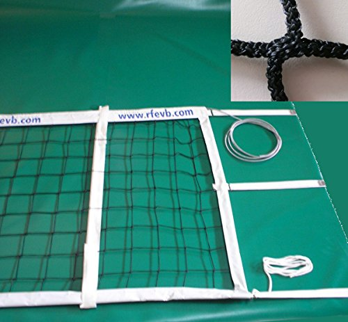 Voleibol modelo competición oficial polipropileno sin nudos 4 mm