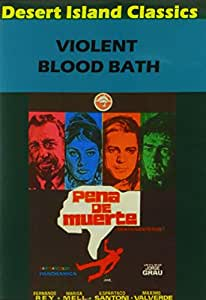 Violent Blood Bath [Import USA Zone 1]