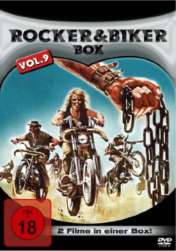 Rocker & Biker Box Vol. 9 *2 Filme!*