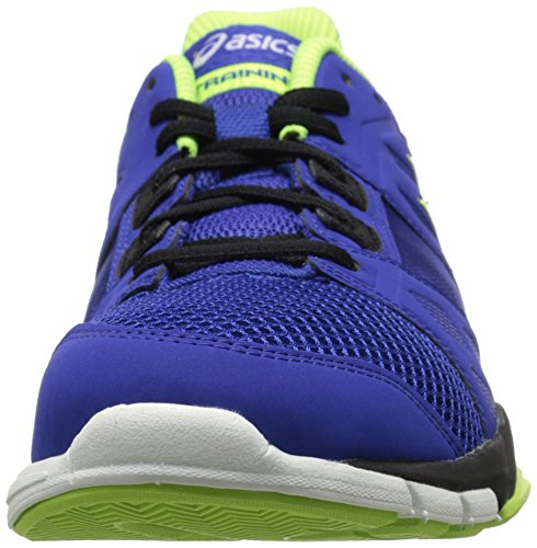 Asics Mens Gel Craze TR 3 Training Shoe Asics Blue/Flash Yellow