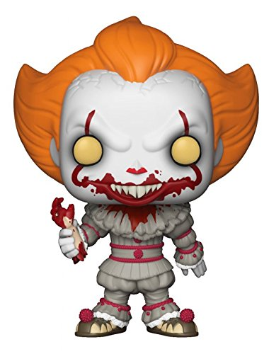 FunKo Vinyl: It 2017: Pennywise w/Severed Arm (Exclusivo) POP Vinilo, multicolor (29527)