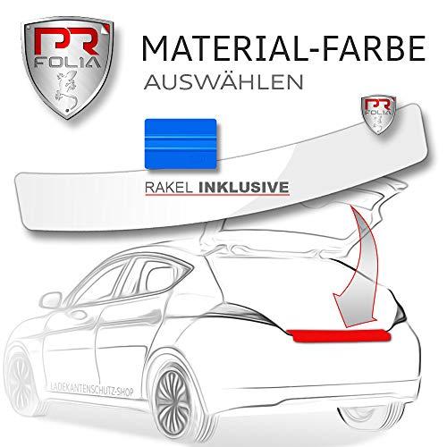 PR-Folia Ladekantenschutz passend für Golf 7 / Vll Variant/Kombi (Typ AU ab 08/2013) inkl. RAKEL, Lackschutz-folie, Autofolie, Kratzschutz, Transparent