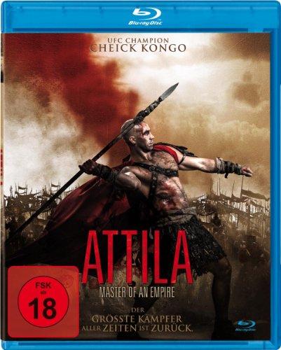 Attila - Master of an Empire [Blu-ray]