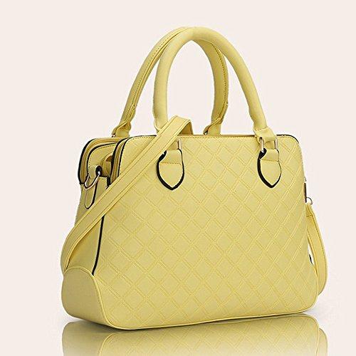 Eysee , Damen Tote-Tasche gelb