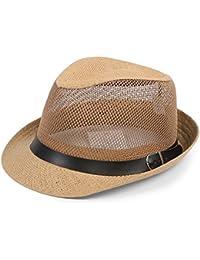 8d08568085cb1 Sunny Sombrero para El Sol Hombre Temporada De Verano De Moda Aire Libre  Poliéster Gorra De
