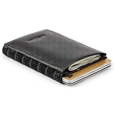Porte Carte de Crédit - Portefeuille de Carte de Crédit