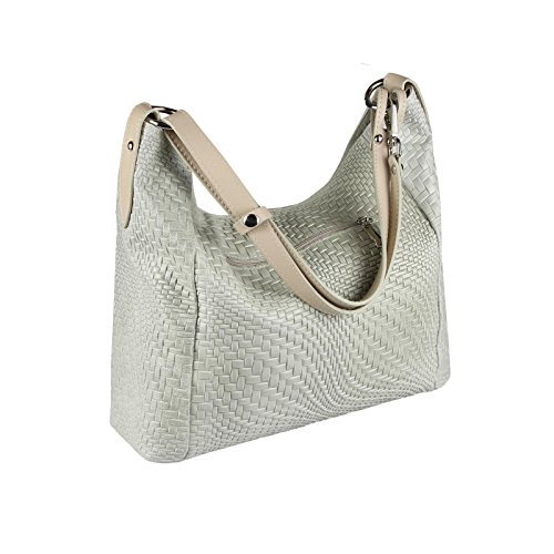 OBC Only-Beautiful-Couture, Borsa tote donna rosa Rosa ca.: 42x33x12 cm (BxHxT) Beige