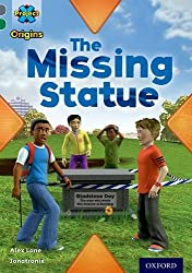Project X Origins: Grey Book Band, Oxford Level 12: Dilemmas and Decisions: The Missing Statue by Alex Lane (9-Jan-2014) Paperback