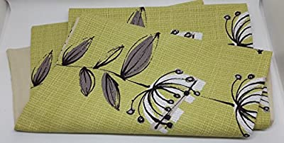 Table Runner - Green Floral