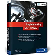 Implementing SAP HANA by Don Loden (2013-10-21)