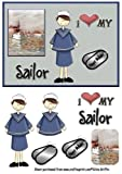 Sailor FM Soldier QS by Silvia Griffin