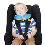 Trunki-Cuscino-cervicale-da-viaggio-per-bambini-con-supporto-per-il-mento-Yondi-Piccolo-Bert-Blu