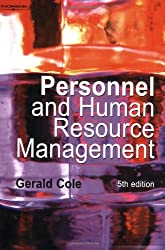 PERSONNEL & HUMAN RESOURCE MGT 5E