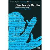 Charles de Gaulle : Discours de guerre (1CD audio)