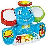 Baby Clementoni 55165 Agustin l'Elefante spavaldo