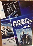 Fast & Furious Collection 4-6 [Editoriale]