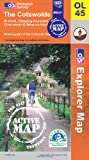 Cotswolds (OS Explorer Map Active)