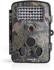 Caméra Etanche 1,4 Pouces – 12 Mégapixels (12 PM) – 1080P HD – Angle 120 degré – 42 LEDs Pour La Nuit