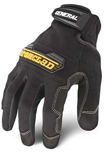 Ironclad GUG-03-M General Utility Handschuhe - schwarz, Größe M -