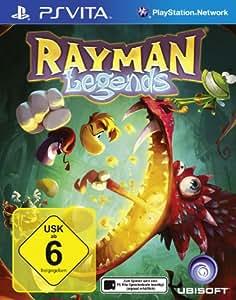 Rayman Legends - [PlayStation Vita]