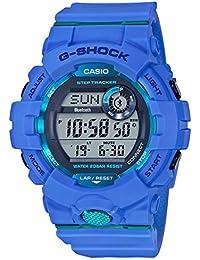 Casio Digital Black Dial Men's Watch-GBD-800-2DR (G883)