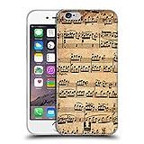 Head Case Designs Étui de protection avec motif Partition de Mozart Gel silicone pour Apple iPhone 6 4.7