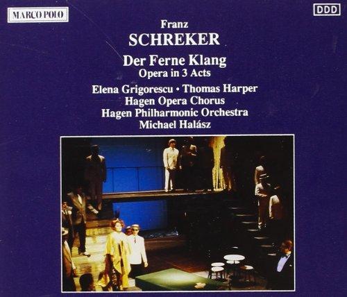 Preisvergleich Produktbild Franz Schreker: Der Ferne Klang (Oper) (Gesamtaufnahme) (2 CD)
