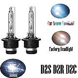 OEM D2S Xenon Brenner 8000K Blau Weiß D2R Xenon Lampe Conversion Kit 53500851226604066240Ersatz 1Paar