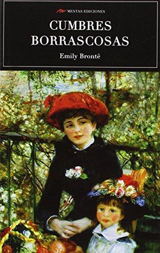 Scu. Cumbres Borrascosas (Ed.Integra) (SELECCIÓN CLÁSICOS UNIVERSALES) por EMILY BRONTE