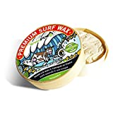 Surf Wax GREENFIX Camembert Warm Wachs 14-18°C surfboard wellenreiter skimboard