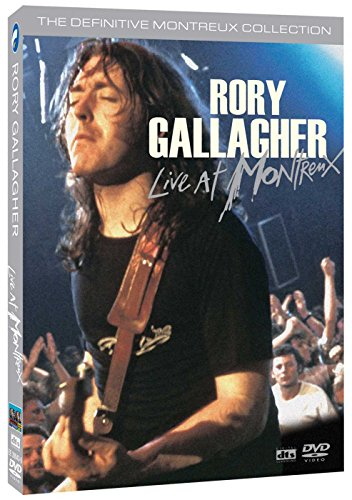 Rory Gallagher - Live at Montreux (1975-1994) [2 DVDs]