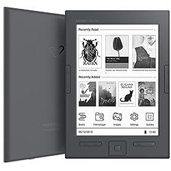 "Energy Sistem eReader Slim HD (6"" Eink Carta HD, sistema antirreflectante, Ultraligero, 8GB, botón lateral paso de página)"