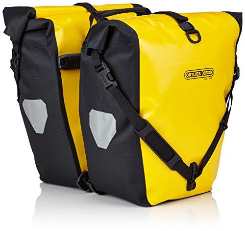 ORTLIEB Back-Roller Classic Gepäcktaschen in verschiedenen Farben QL 2.1 Gelb/Schwarz