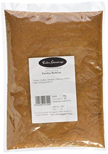 Eder Gewürze - Carolina Barbecue - 1 kg, 1er Pack (1 x 1 kg)