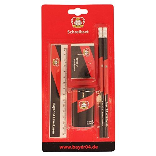 bayer-04-leverkusen-schreibset-lineal-radiergummi-spitzer-2-bleistifte