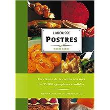Postres (Larousse - Libros Ilustrados/ Prácticos - Gastronomía - Larousse ...
