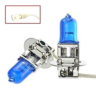 2 x H3 100W Scheinwerfer Halogen Bulbs Super Feux Weiß Für Nebel lampe Xenon Bulbs