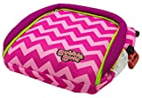 BubbleBum Inflatable Booster Seat, Pink/...