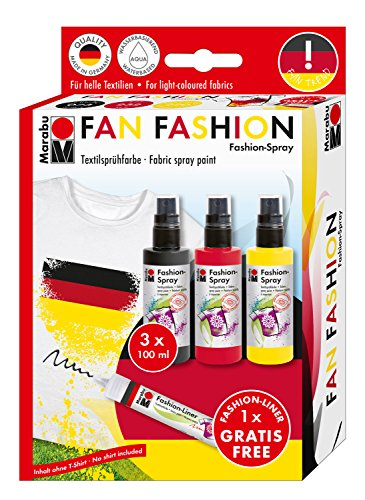 Marabu 171900086 - Fashion-Spray Set
