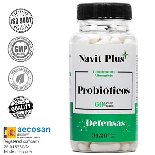 Suplemento alimenticio a base de probióticos de máxima calidad y efectividad.  ¿Qué son los probióticos?   Los probióticos son componentes con microorganismos vivos que componen la flora del organismo. Estos microorganismos son beneficiosos para nues...