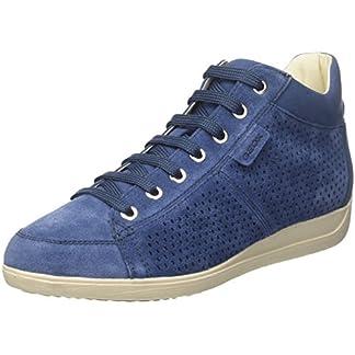 Geox Damen D Myria B Hohe Sneaker 13